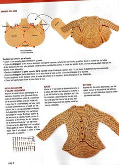 Мини-журнал: Tejido practico Crochet №5,6 2009 (+ №1 2008) - Вяжем сети - ТВОРЧЕСТВО РУК - Каталог статей - ЛИНИИ ЖИЗНИ