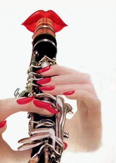 By Alexey Brodovitch. (had to pin this, I played clarinet for 10 yrs!)