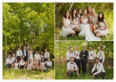Vintage Inspired Alberta Camp Wedding   Genevieve Renee Photography