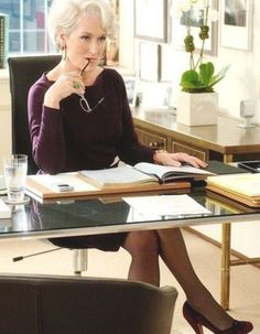 Miranda Priestly, Meryl Streep, Anne Hathaway, Michelle Obama, Beyonce, Hostile Work Environment, Devil Wears Prada, Anna Wintour, The Smoke