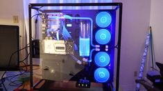 This club is for owners and people interested in the Thermaltake Core P5 ATX wall mount / open...