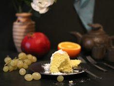 cake con olio all'arancia