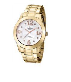 4cf18a79a61 Relógio Feminino Champion Passion CN29178M Analógico 5 ATM - Lojas Renner