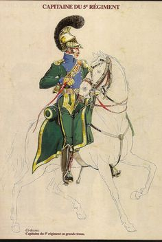 NAP- France: Chevau-Legers Français 1811-1813, by Michel Pétard.
