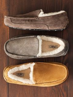 7262f7b044 Every dad deserves a pair of these cozy UGG slippers for lounging around  the house.