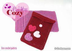iPod Mini crochet freebie pattern cover. Thanks so xox                                                                                                                                                     More