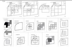 Kidosaki house plan evolution