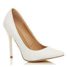 Damen Höher Absatz Kontrast Party Spitz Gepflegt Fesch Arbeit Pumps Schuhe 6 39 - http://on-line-kaufen.de/ajvani/39-eu-6-uk-damen-hoeher-absatz-kontrast-stilettos-30