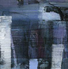 GRISAZUR: Acrílico sobre papel, 13x13 cm.Sep. 25, 2016