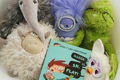 Lecturas para pequeños lectores perezosos: Agus y los monstruos,