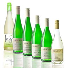 Kennenlernpaket Weißwein halbtrocken bis lieblich   Weingut Birmelin - Kaiserstuhl