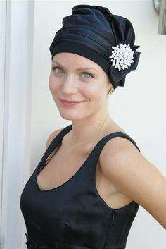 Fashionable Hats and Headwear for hair loss | Christmas Hats