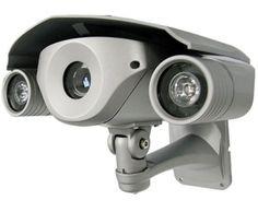 Camera supraveghere exterior IR 100 metri , zoom optic 27X  http://www.a2t.ro