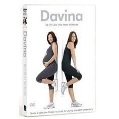 Davina - My Pre & Post Natal Workouts