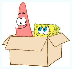 SpongeBob Square Pants!.