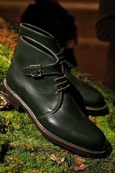 Menswear | John Lobb - F/W 2015-2016 John Lobb Shoes...