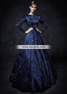 Gorgeous Puffy Gown for Next Formal Event Be a gorgeous girl and create a awesome impact on
