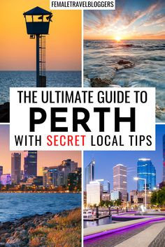 Australia House, Australia Beach, Perth Western Australia, Visit Australia, Queensland Australia, Top Travel Destinations, Travel Tips, Travel Goals, Travel Guides