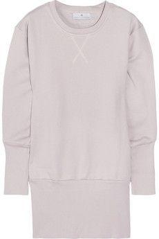 ADIDAS BY STELLA MCCARTNEY  Organic cotton sweatshirt