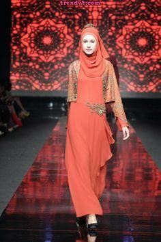Hijab Tutorial In Indonesian 2014 best Hijab fashion 2014