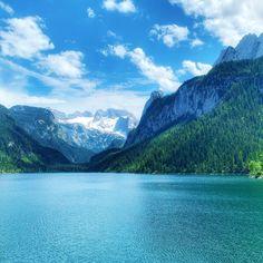 #dachsteinkönig #instaspot #gosausee #blau #gletscher #austria #österreich #urlaubsziel #reiseziel #familie #urlaub #family #holiday #gosau #oberösterreich #berge #seen #tipps Seen, Austria, Mountains, Nature, Faces, Travel, Landscape, Holiday Destinations, Destinations