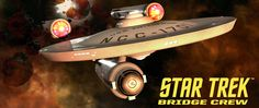 News - Star Trek: Bridge Crew, a new virtual reality game from Ubisoft, will add the U.S.S. Enterprise bridge from The Original Series. Details at...