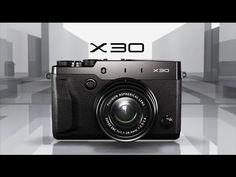 Just released ... new and improved and just all round awesome. FUJIFILM X30 with an OLED screen