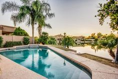 3610 S Heath Way Chandler AZ 85248 - Waterfront Carmel Bay at Ocotillo - Listed by The Ryan-Whyte Team at REMAX Infinity 480-726-7000