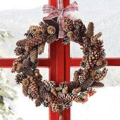 Pine Cone Crafts Inspiration