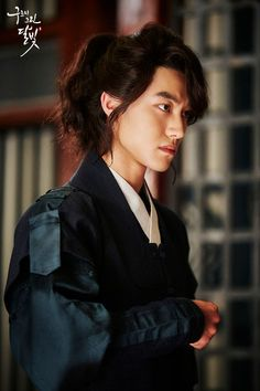Kwak Dong Yeon as Kim Byung Yeon in Moonlight Drawn by Clouds