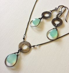 Chalcedony and silver | by anikosandor