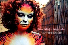 Love Birdy - Face Painting and Body Art  www.facebook.com/lovebirdy