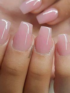 almond nails - matte black nails - art - shellac - pro Gel Nailsnailsvibez By tonysnail . hudabeauty vegas_nay nails nailitdail. Shellac Nail Colors, Pink Gel Nails, Polygel Nails, Matte Black Nails, Best Acrylic Nails, Dope Nails, Cnd Shellac, Baby Pink Nails Acrylic, Light Pink Nails