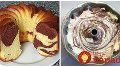 Vzácny recept na bábovku z roku 1890: Vďaka tajnej prísade je neskutočne vláčna a nadýchaná! Sweet Cakes, Food Hacks, Food And Drink, Pudding, Baking, Breakfast, Recipes, Hair, Beauty