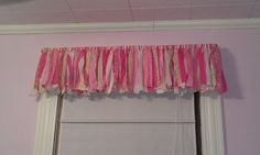 My curtains for in my craft room