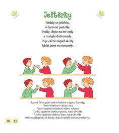 Knihy dětské - HRY a CVIČENÍ | cvičení s dětmi | Dovádivé básničky pro kluky a holčičky | Knihypro - dětské knihy