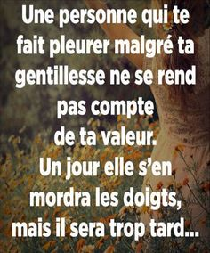 French Quotes, English Quotes, Soulmate Love Quotes, Best Quotes, French Language Lessons, Strong Words, Quote Citation, Positive Attitude, Daily Motivation
