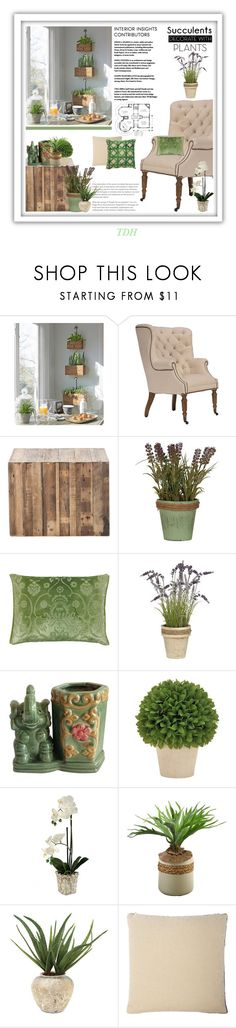 """Decorating with Plants"" by talvadh ❤ liked on Polyvore featuring interior, interiors, interior design, home, home decor, interior decorating, Designers Guild, John-Richard, Kevin O'Brien and Jaipur"