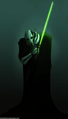 Star Wars - General Grievous by Bobby Wan