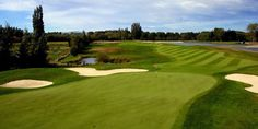 A round at Clearwater in Christchurch would be good