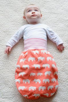Baby sleeping bag 04 months organic children bedding by kandatsu, €24.00