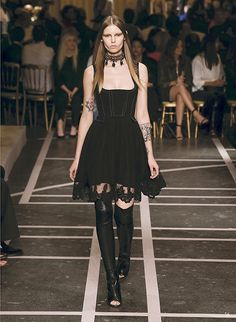 ジバンシィ バイ リカルド ティッシ (Givenchy by Riccardo Tisci) 2015年春夏コレクション Gallery16
