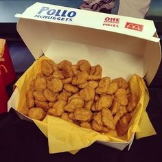 Or have the chance to conquer the 100 nugget challenge?  Fallon lol. @Amanda Steele