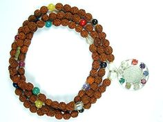 Spiritual Mala Beads Navgraha Rudraksha Yoga Meditation Yoga Mala with Navratna Pendant Mogul Interior http://www.amazon.com/dp/B00QTANC6O/ref=cm_sw_r_pi_dp_zQcIub1YVND1P