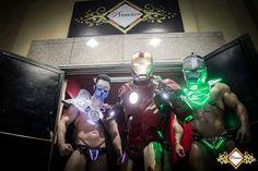 Performances Led Iron Man Total Events