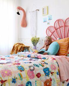 Girls bedroom ideas kids bedding and decor modern boho bedroom ideas. Childrens Bedroom Furniture, Bedroom Decor, Bedroom Ideas, Cozy Bedroom, Design Bedroom, White Bedroom Set, Teen Girl Bedrooms, Teen Bedroom, Interior Exterior