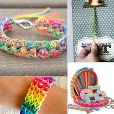 7 Friendship Bracelet Finds For Crafty Kids