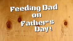 Meats & Sweets for Father's Day...Featured on Family & Life in Las Vegas