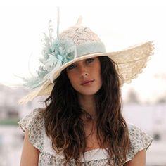 Tocados y sombreros de verano - Mujer - Charhadas.com Pamelas Y Tocados 009c013e573