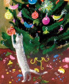 Roger Duvoisin Christmas Mischief